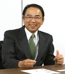 代表取締役常務 斎藤様